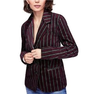 FREE PEOPLE B-LINE BLAZER